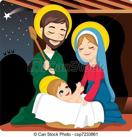 Mother And Baby clipart mary jesus And jesus collections clipart baby