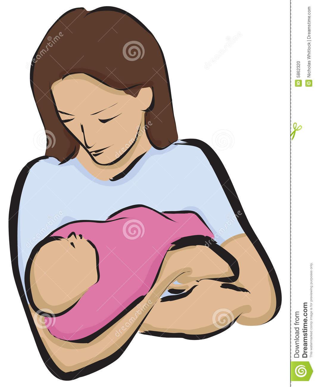 Mommy clipart mom newborn Clipart cliparts And Newborn Newborn