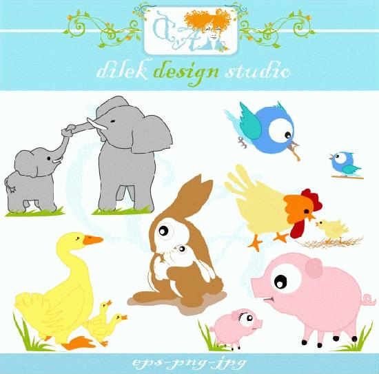 Mother And Baby clipart mommy and me Clipart and Mama animal clipart