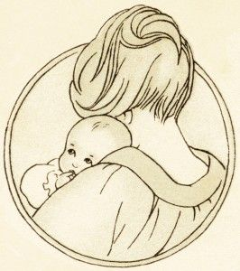 Mommy clipart mom newborn And on 1114 and images