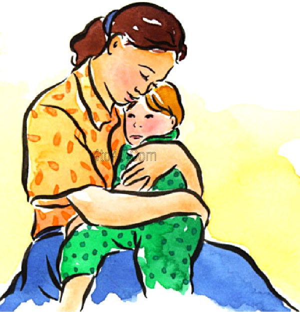 Cuddle clipart hug Mother Clipart Clipart Free Panda