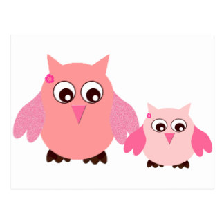 Owl clipart mom Mom Postcards Day clipart Owls