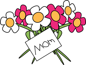 Mother's Day clipart Art Day Day Mother's Flowers