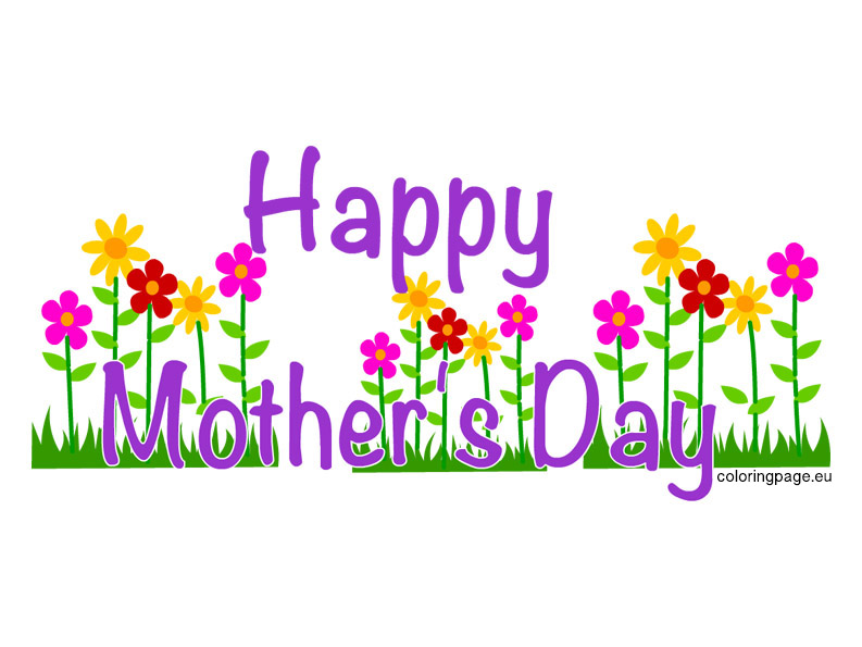 Mother's Day clipart Com mother mother day day