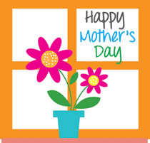 Mother's Day clipart Size: Art Clip Happy Clipart