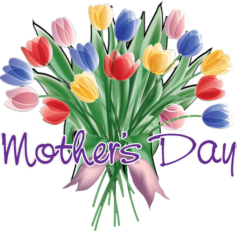 Rose clipart mothersday #5