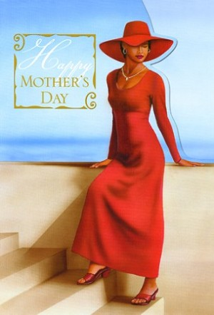 Mother's Day clipart african american #3