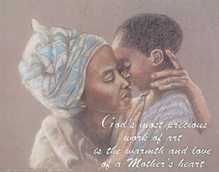 Mother's Day clipart african american #13