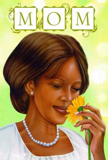 Mother's Day clipart african american #14