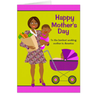 Mother's Day clipart african american #15