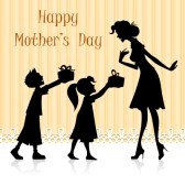 Mother's Day clipart african american #5