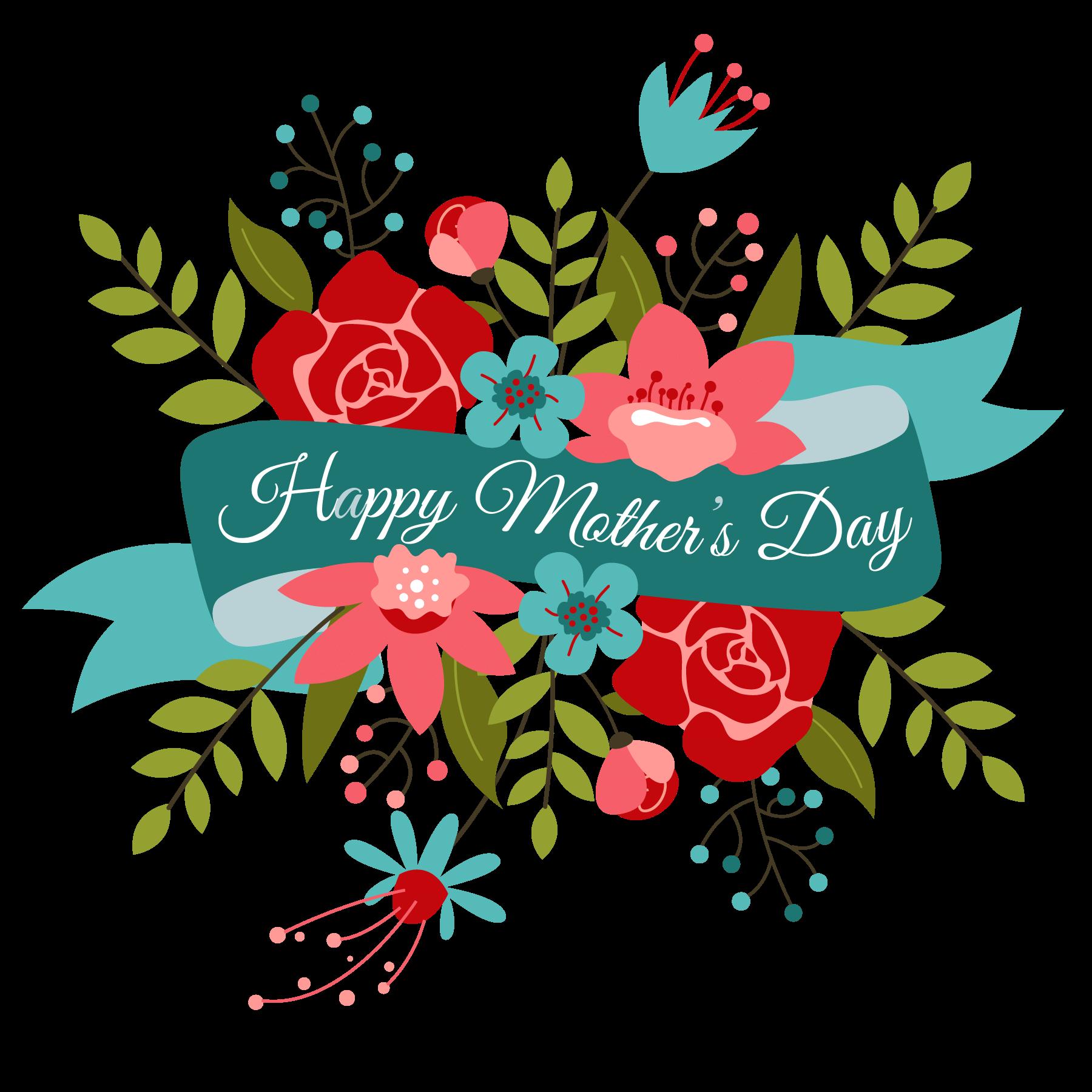 Bouquet clipart mothers day flower Bouquet transparent Happy Happy Day