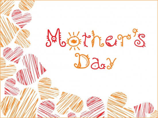 Mother's Day clipart border » Day » Clipart Day