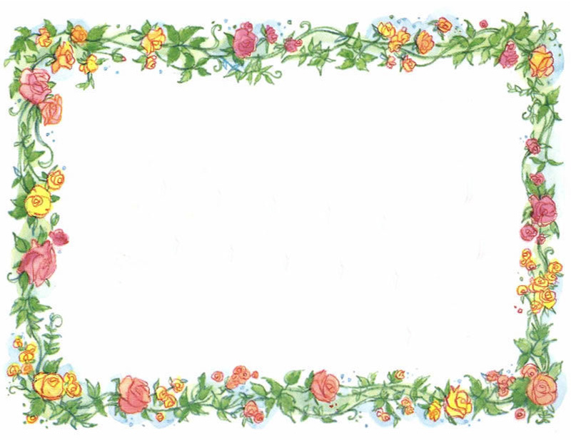 Mother's Day clipart border Clipart Mother's Day  Border