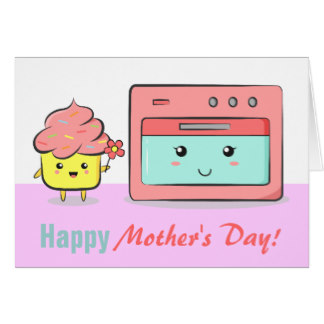 Mother's Day clipart cupcake Mothers Zazzle Mother's Oven and