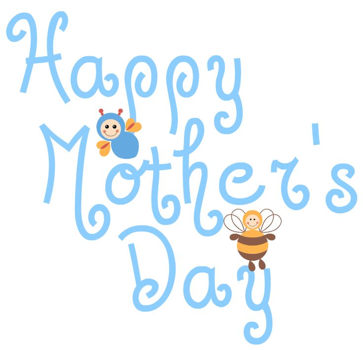 Mother's Day clipart cute Images 256 Day Art Cards