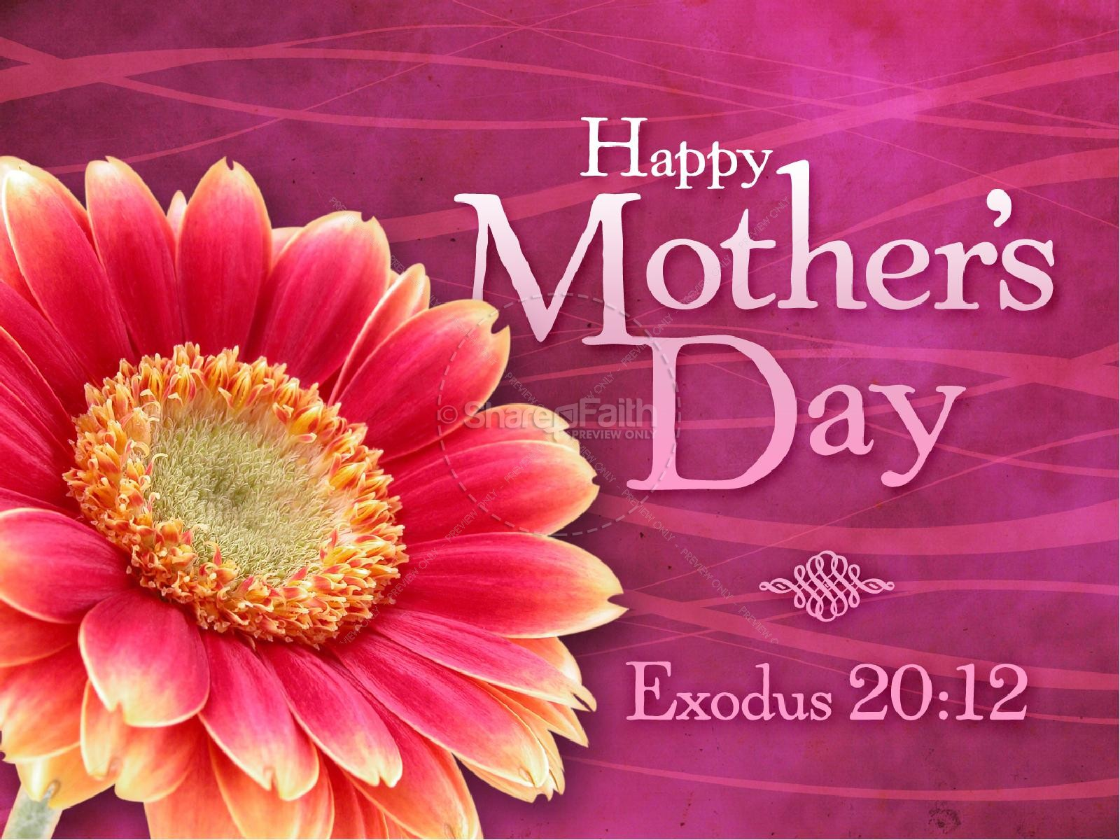 Pink Flower clipart mother's day Graphics Mothers Day bulletin day