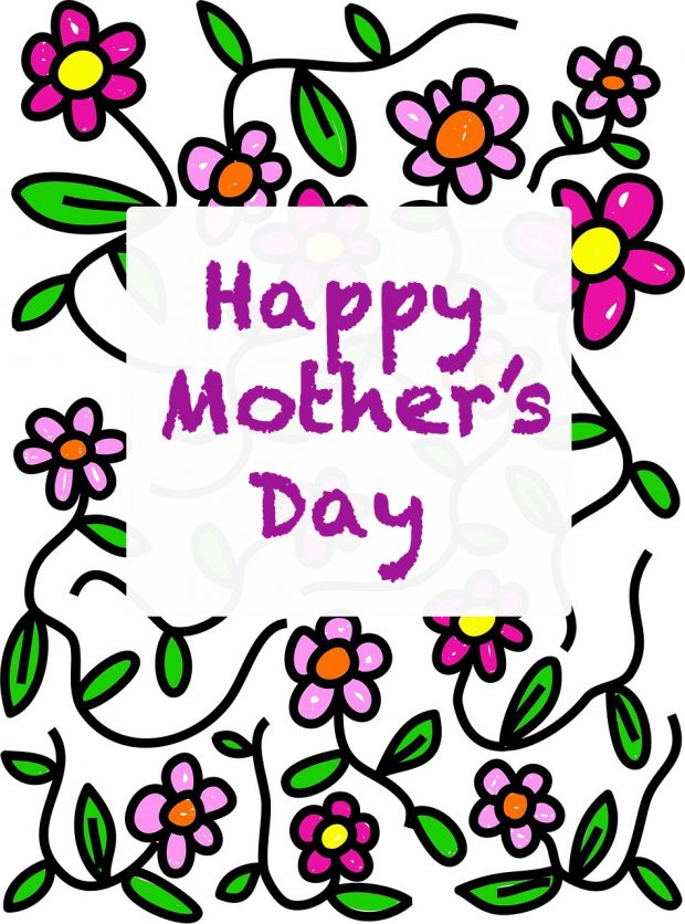 Mother's Day clipart gentle Mothers Happy Quotes day Day