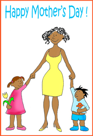 Mother's Day clipart hug With Mother's Day Day Happy