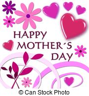 Mother's Day clipart mexican Mothers pink  free 308