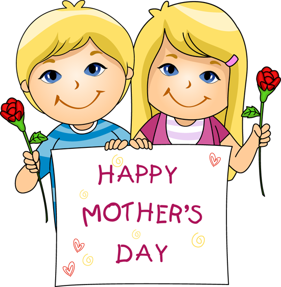 Mother's Day clipart mom child Mother's For Go For Mother's