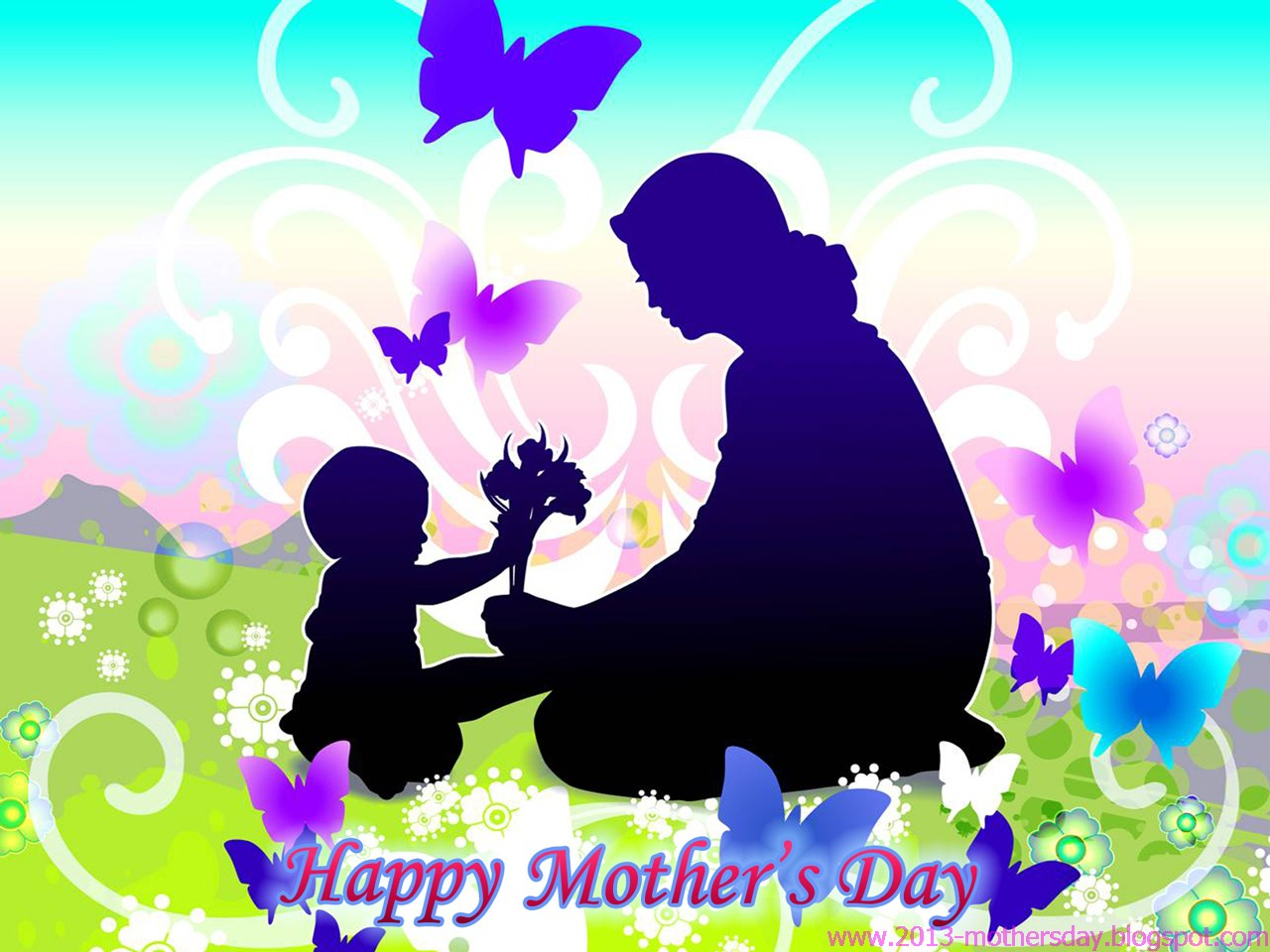 Mother's Day clipart mom child Interesting you Mother's the that