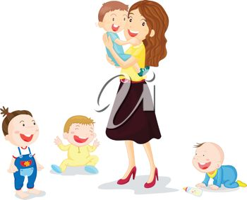 Mother's Day clipart mom kid On 21 best Find on