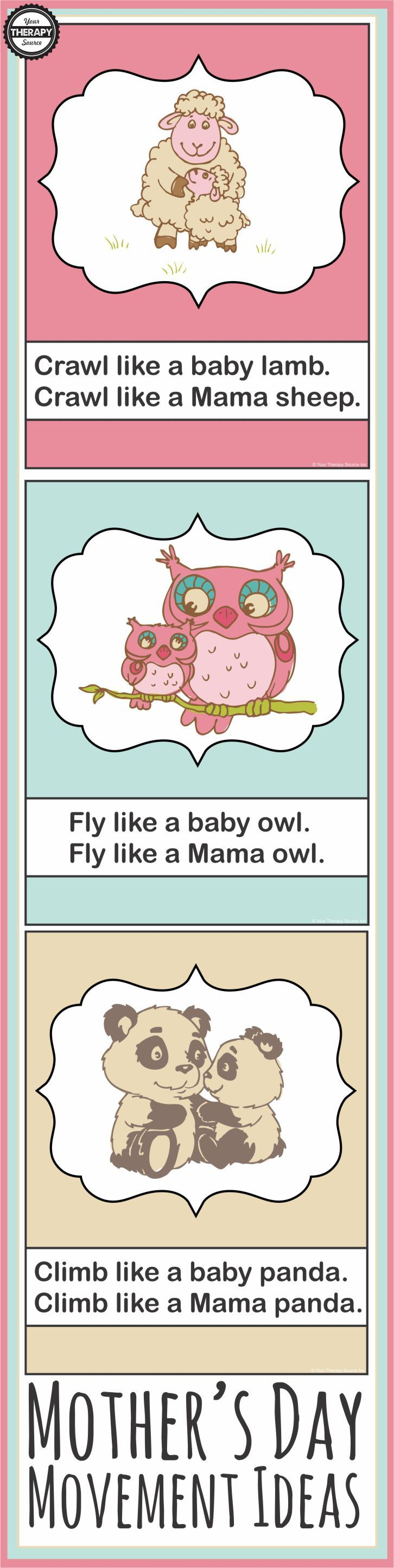Mother's Day clipart moters On on 377 Gross Motor