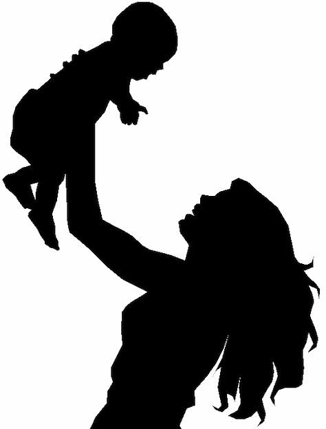 Mother And Baby clipart amma Day Baby Mother 15 Pinterest