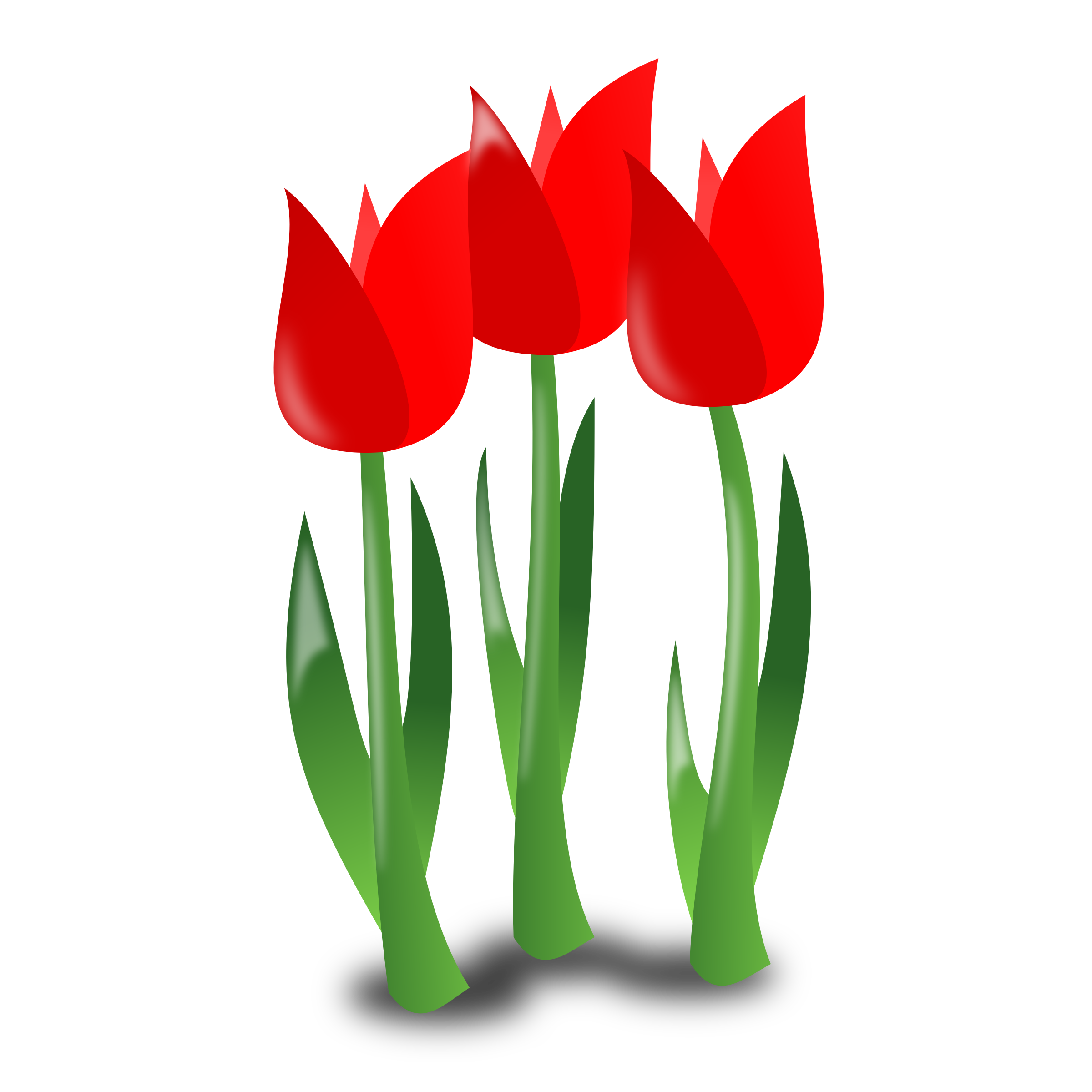 Red Flower clipart religious #8
