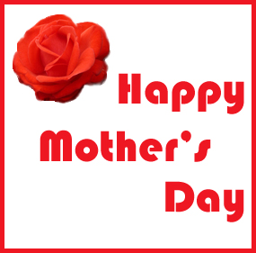 Red Rose clipart mothers day #3