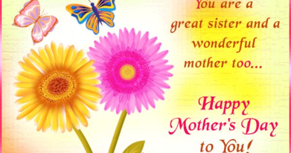 Mother's Day clipart sister For Flowers Veterans Day Sisters