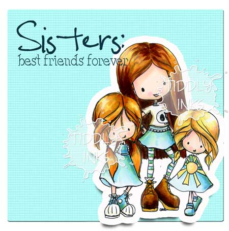 Mother's Day clipart sister Meet Wryn's as Bella) alone