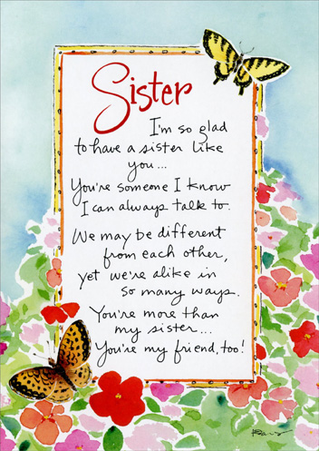 Mother's Day clipart sister Details papercards Search com Cards