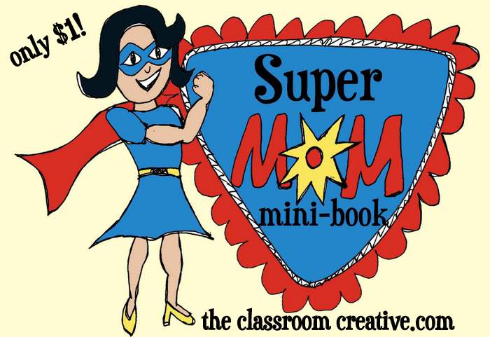 Mother's Day clipart super mom Find You Mom of our