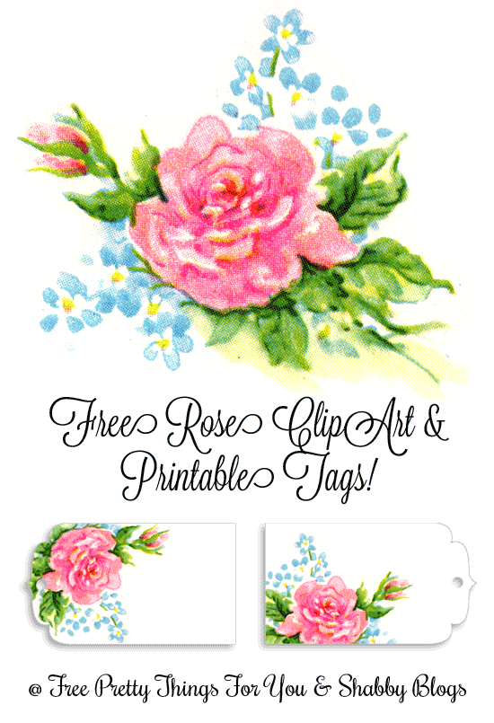 Rose clipart mothersday #3