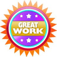 Motivational clipart excellent student #4