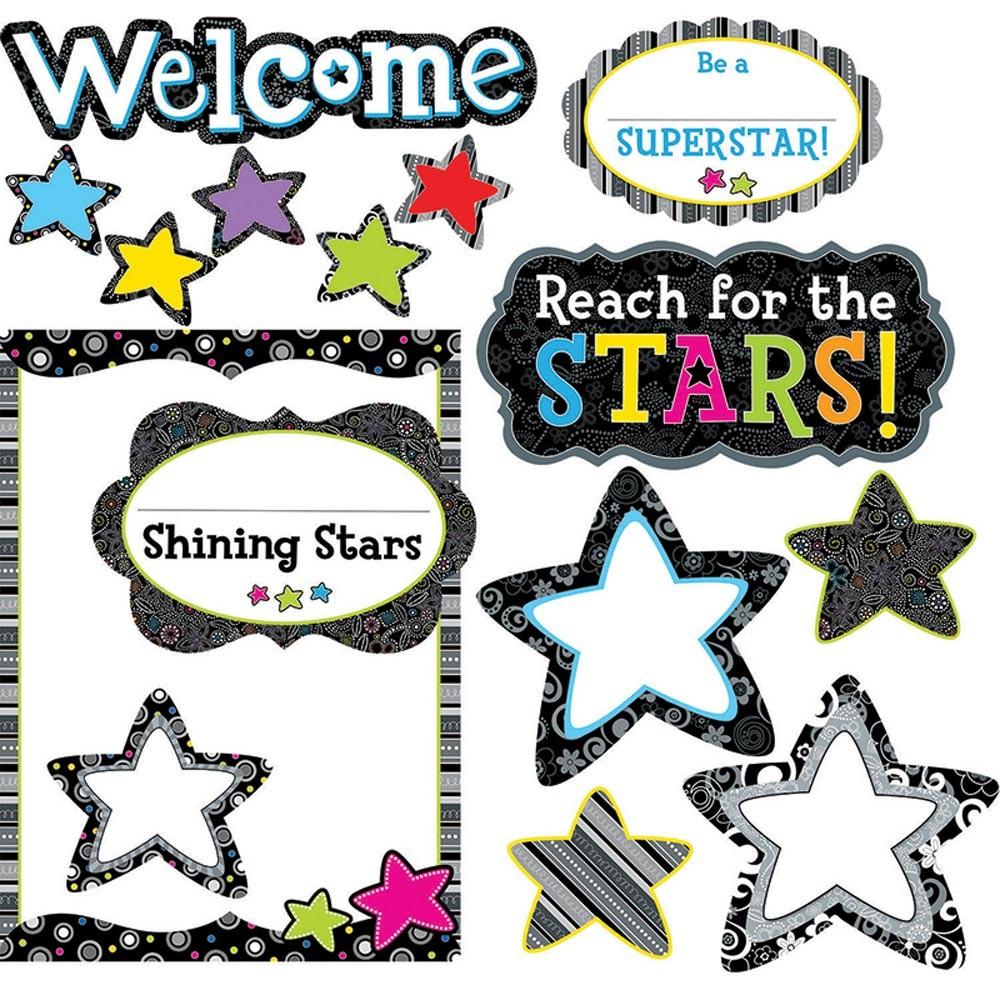 Motivational clipart reach for star Board Set Teaching Motivational in
