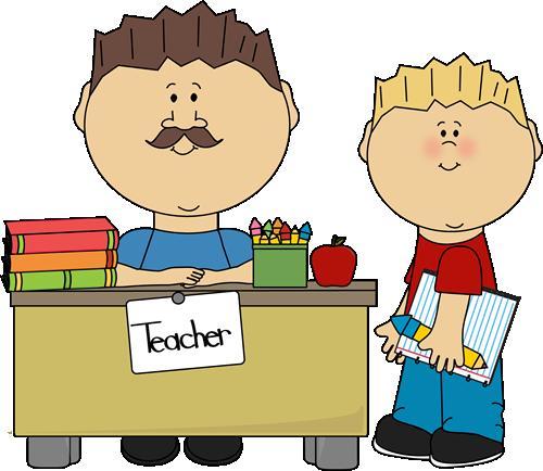 Motivational clipart teacher and student relationship Improving Student Social teacher student