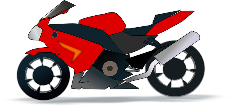 Motorcycle clipart Motorcycle Free to Public Clip