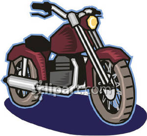 Brown clipart motorcycle Picture Free Brown Picture Shiny