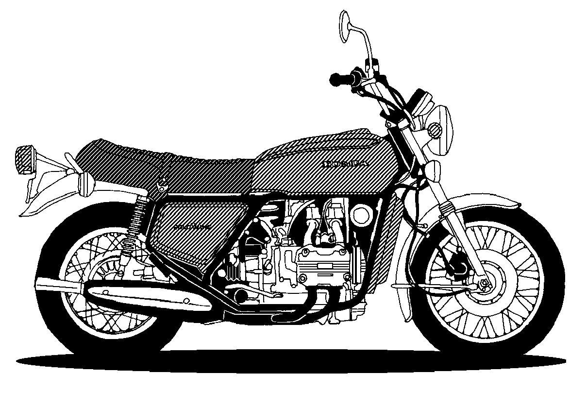 Biker clipart vintage motorcycle Jpg Group gl001 Up bytes)
