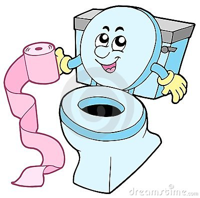 Motorcycle clipart kemudahan Toilet in Everything 2013 Facts