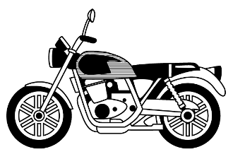 Motorcycle clipart mail (mail prompt Welcome 245 Motorcycle