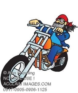 Motorcycle clipart man on Motorcycle riding & photography Acclaim