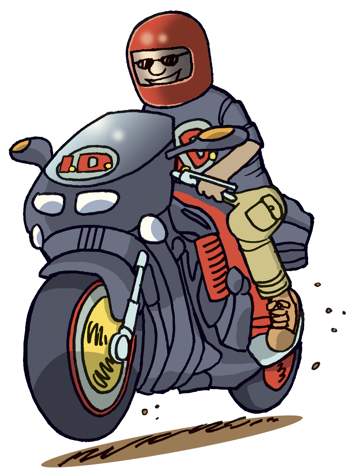 Motorcycle clipart motorbike 4 pictures motorcycle Free