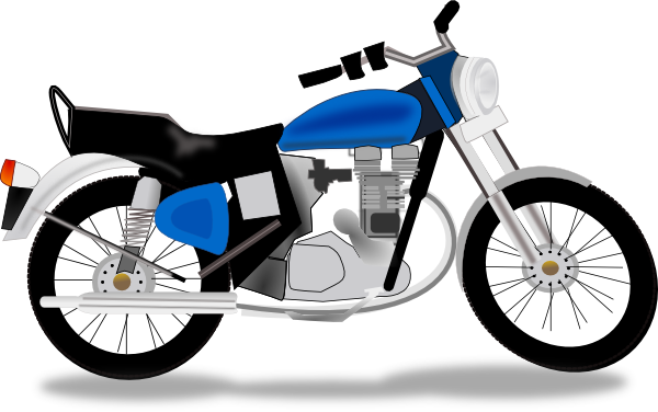 Bike clipart honda motorcycle Clipart Clipart Simple Clip Motorcycle