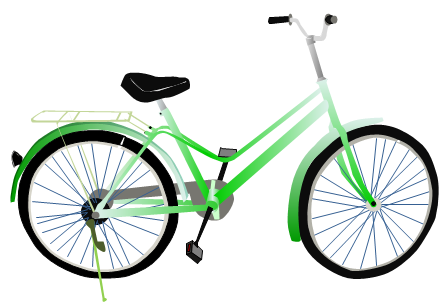 Bike clipart vehicle #3