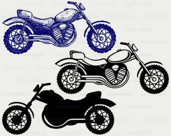 Motorcycle clipart orange Motorcycle Motorcycle motorcycle silhouette cricut
