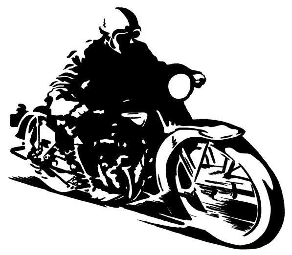 Biker clipart vintage motorcycle Japanese Motorcycle vintage 25+ Google